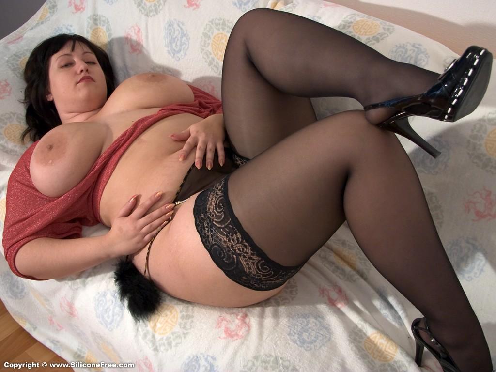Bbw в колготках порно фото