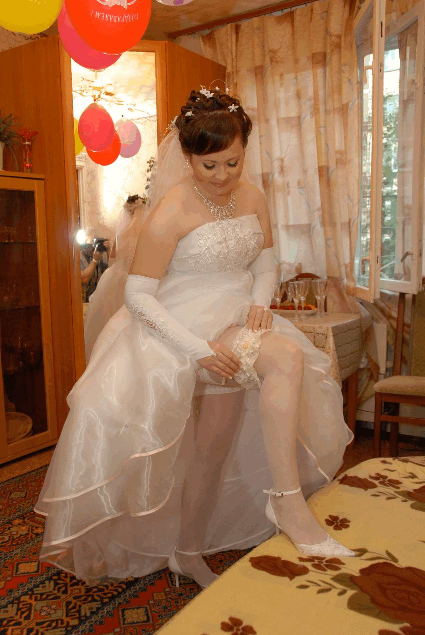 Фото невест голих