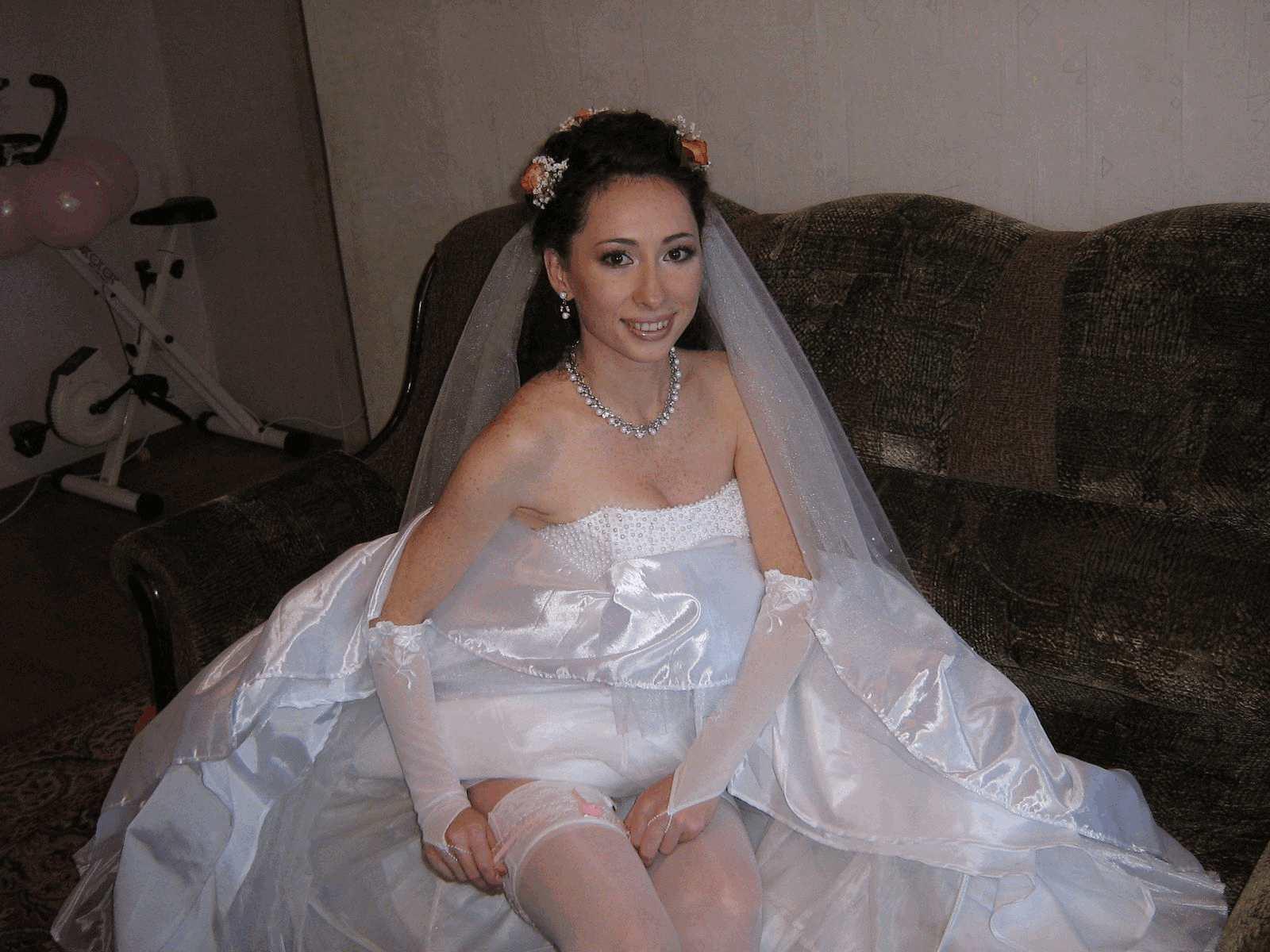 Раздетые невесты фото 16 фотография