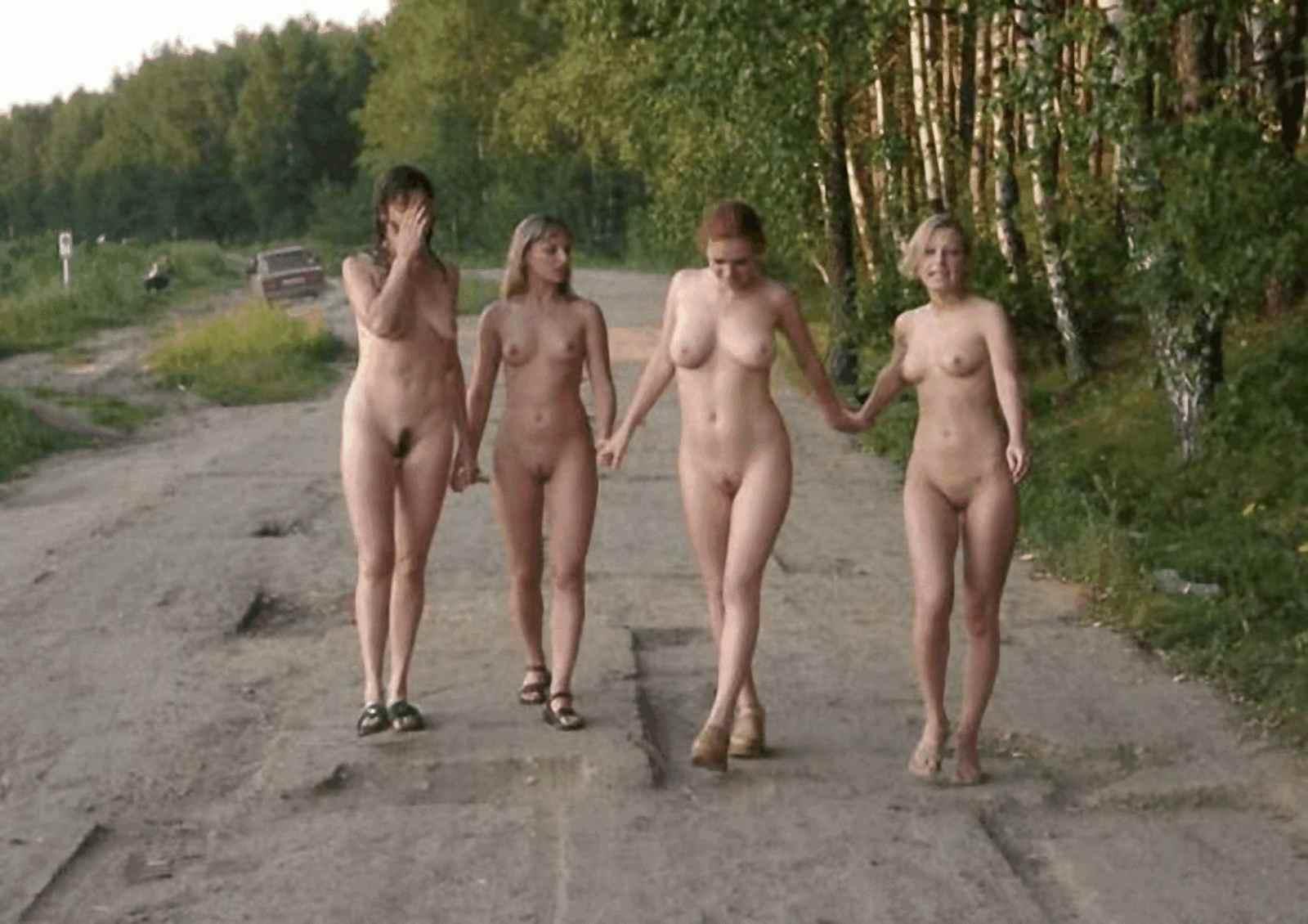 Частное фото голых девушек природа 7 фотография