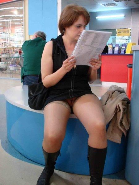 Женщинами под юбкой #6