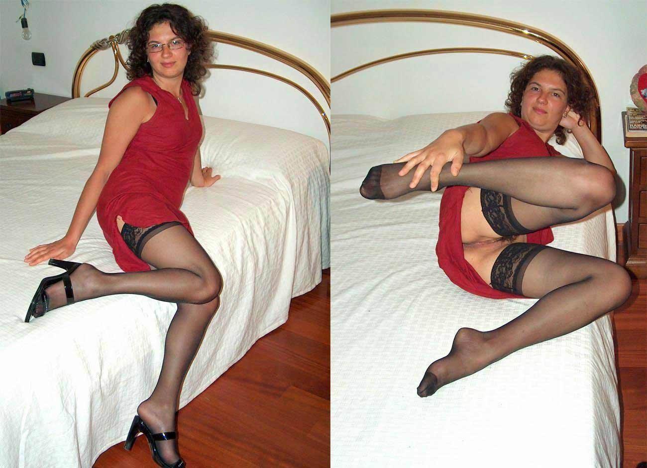 Развратная пожилая женщина 11 фотография
