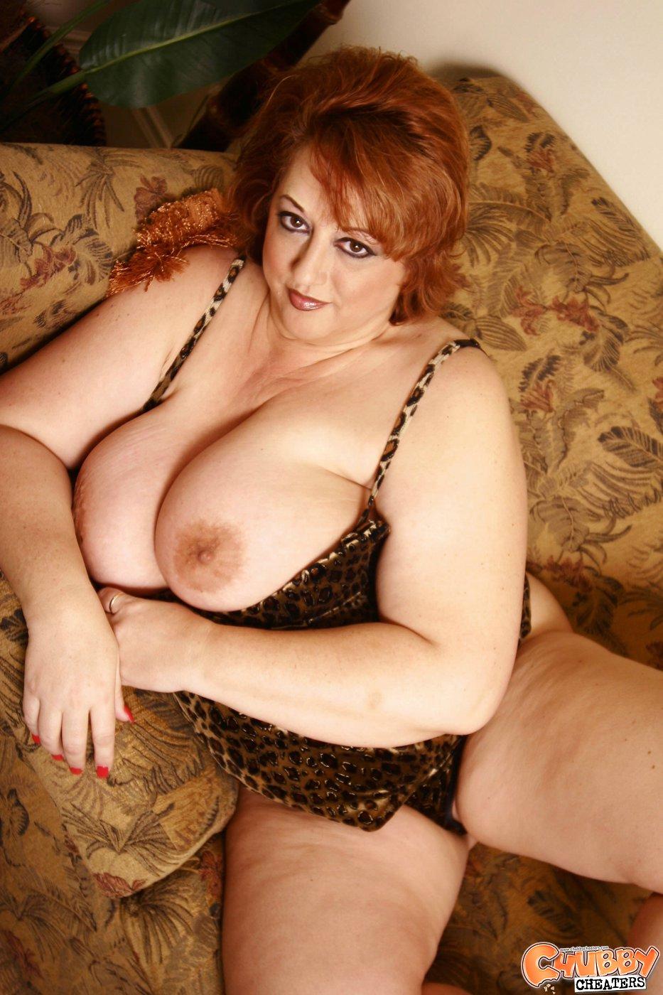 Толстые грудастые мамочки 20 фотография