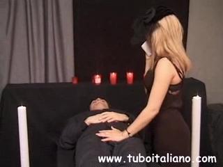 Итальянский Любительский Минет Pompinara Italiana