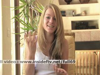 Марианна Глухих Любительские Блондинку Говорить О Себе И Своей Сексуальной Жизни