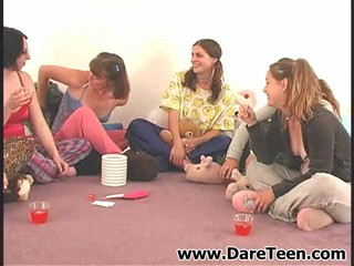 Девочки Играют Truth Or Dare Секс Игры