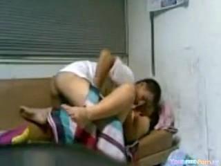 Милые Азиатских Подростков Домашнее Sextape