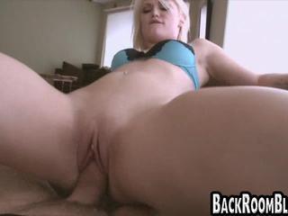 Секси Маленькие Порно Блондинку Трахают Большим Членом