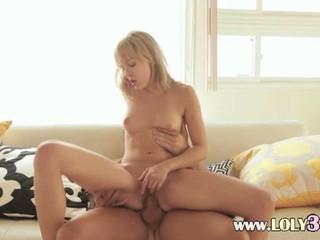 Секс Со Страстью Уникальных Блондинка