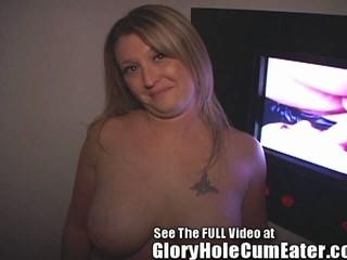 Непослушный Большой Tittie Медсестра Получает Gloryhole Creampie В Тампе