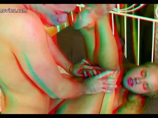 Сексуальная Блондинка Подросток Начало Анального В 3d Фильмов