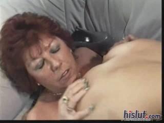 Старая Женщина Трахает Молодую Девушку