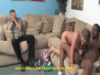 Моя Дочь Очень Любит Чернокожих Мужчин