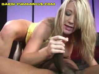 Блондинка Любит Шоколад Мясо