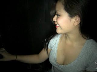 Секс с Проглотить 2-го Визита Ким