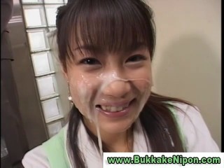 Любитель Японской Младенец Получает Попки И Лица В Опыт Группового Секса