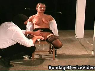 Зажимы На Ее Skank Hard Core Бдсм Клип 3 Bondagedevicevideos