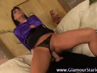Глэм-Sexy Трахал Пирог