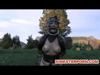 Ponyslave Извратить БДСМ Открытый Тренинг