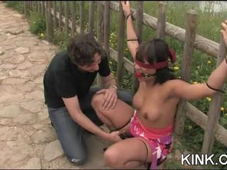 Горячая Хорошенький Малыш Наказан И Трахал В Рабство