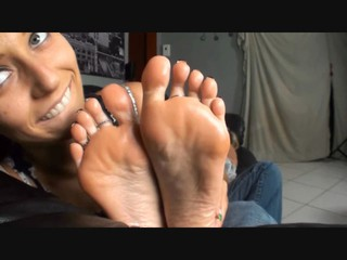 Ноги Поклонения
