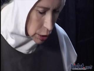 Эти Монахини Были Развратными