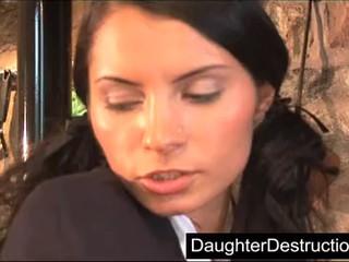 Жестокая Дочь Удаление