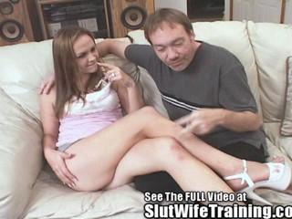 Горячая Шлюха Жена Соня Получает 3 Отверстия Creampied На Грязные D Логово Распутству