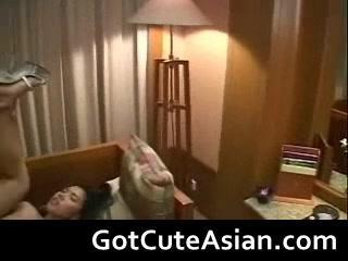 Тайский Младенца Жестко Выебал В Hotel