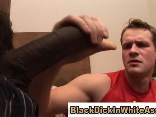 Реальный Огромный Черный Член Получает Мастурбирует От Лесби Секс Любить Белый Парень