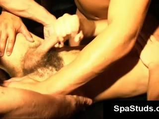 Extreme Horny Гей-Оргии В Спа