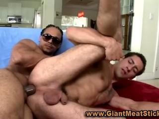 Gay Большой Черный Петух Лесби Задницу Песочинский