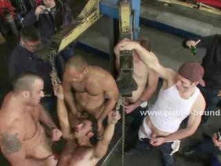 Если Вы Жаждете Жестокой Ебут В Вашу Напряженную Задницу Или Минет Наслаждаться Этой Gay Странный Гр