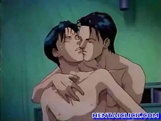 Horny Порно Онлайн Гей Порно Задницу Трахает