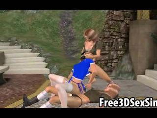 Три Сексуальные 3D Мультфильм Лесбиянок Происходит АСТ Это