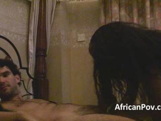 Любительские Африки Милая Дает Лесби Минет В Отеле
