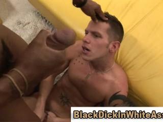 Огромный Черный Член Фунтов Лесби Секс Любить Белую Задницу