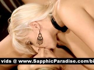 Прекрасный Brunette И Блондинки Лесбиянки Лизать Киски В Три Пути Лесбийские Оргии