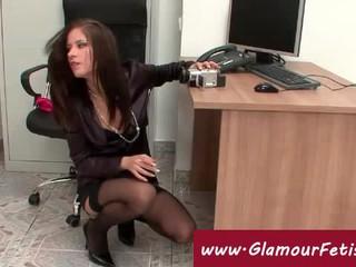 Непристойные Секретари Имеющие Секс В Офисе
