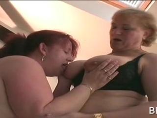Лесбиянки BBW Приятно зрелые Активы