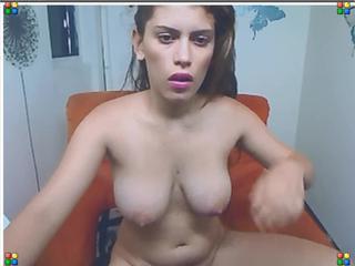 Cam Без Звука - HotAssCake Из Колумбии
