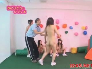 Японский AV Модели И Других Девушек Трахают