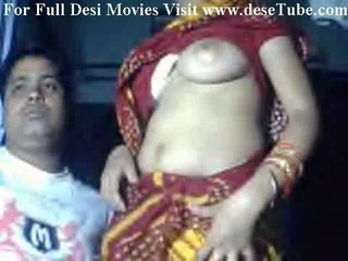 Индийский Муж И Bhabhi Выставлять На Cam