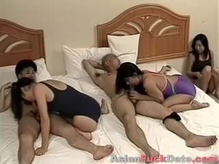 Японский Групповой Секс