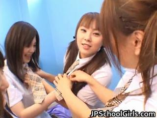 Милые Японские Куклы Лесбиянки 2 Jpschoolgirls