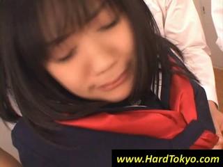 Япония Школьницы Дает BJ