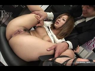 Токио Hot N0724 на Мясо Спринцовка - АЙКА SD