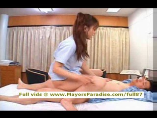 Акихо Yoshizawa От Idol69 Азиатская Медсестра Любит Трахать С Пациентом