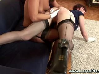 Секси Лесбиянки В Нижнем Белье Пальцем Друг Друга