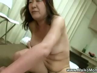 Doggystyling Зрелых Японский Менструации